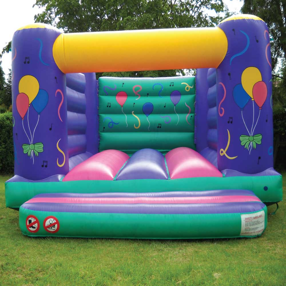 Adult Balloons Bouncy Castle Hire York
