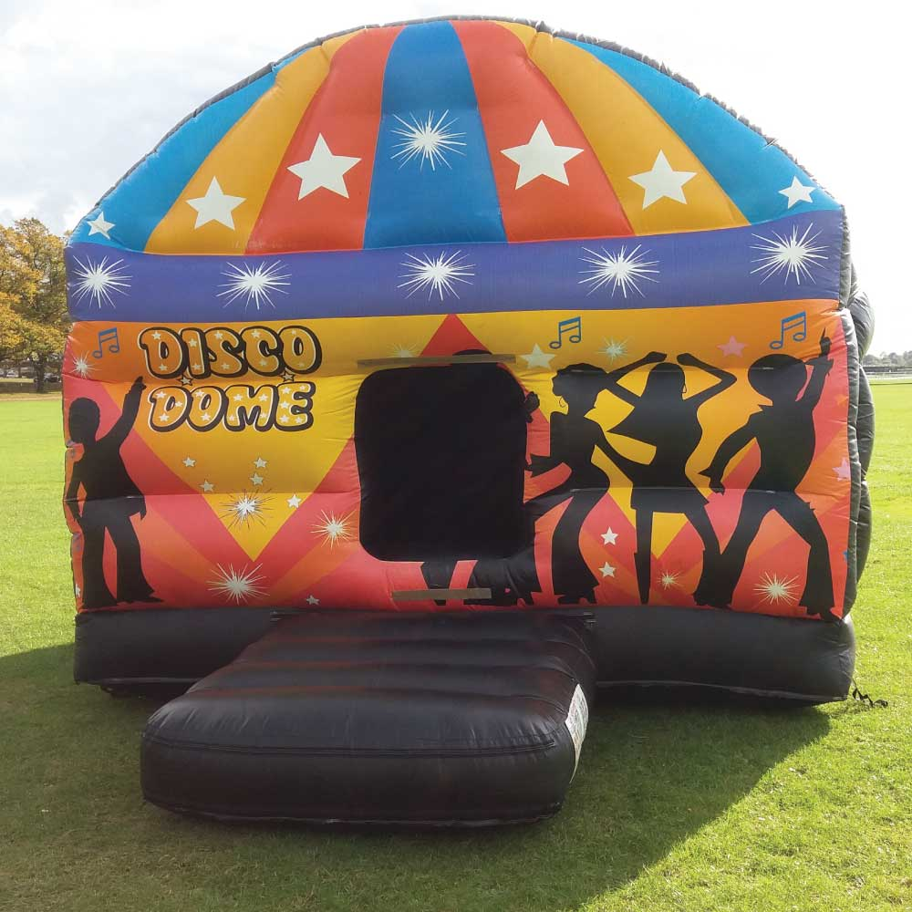 Adult Disco Dome Bouncy Castle Hire York