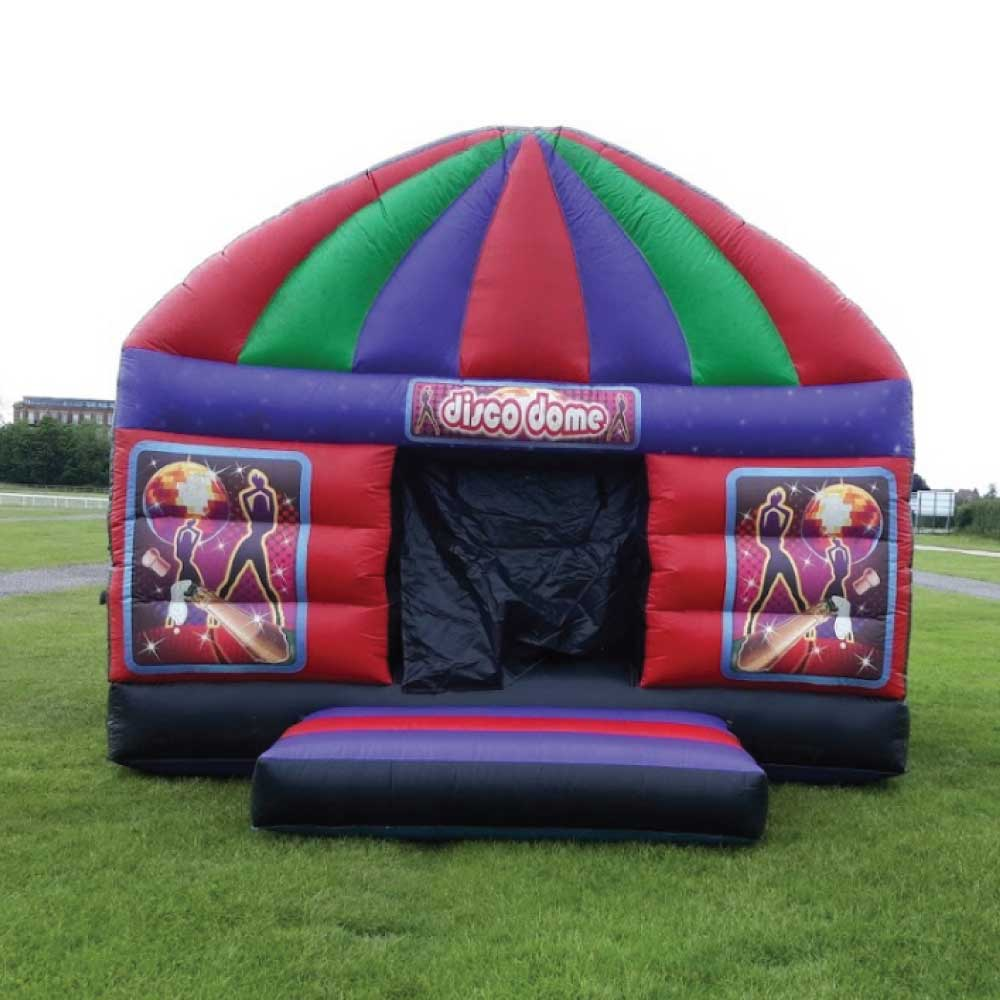 Disco Dome Bouncy Castle Hire York