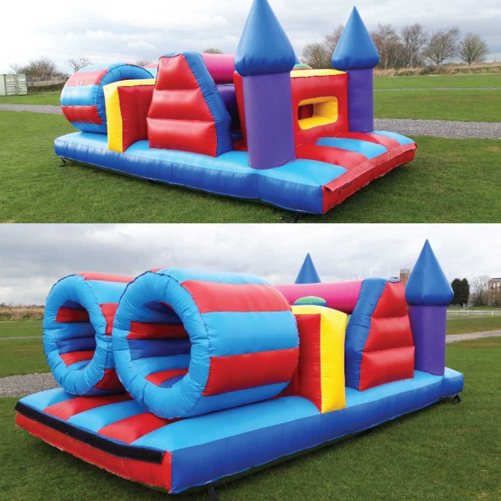 Fun Run Bouncy Castle Hire York