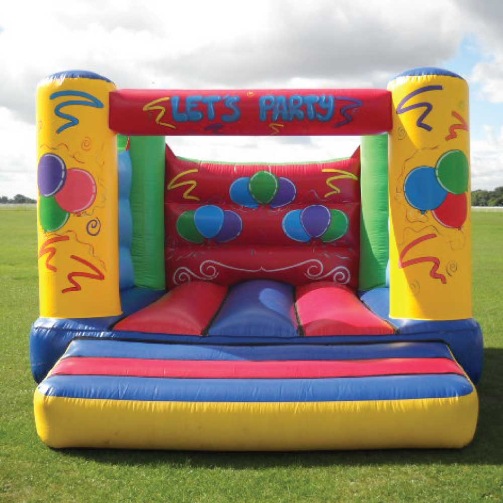 Lets Party Bouncy Castle Hire York