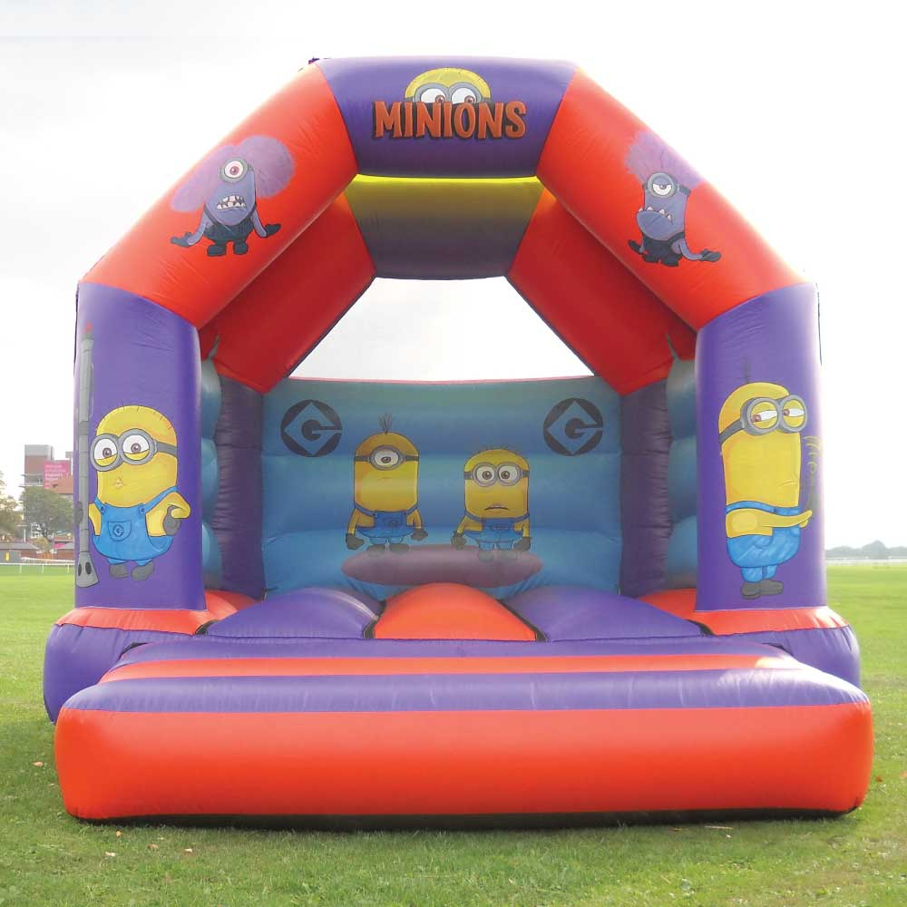 Minions Bouncy Castle Hire York