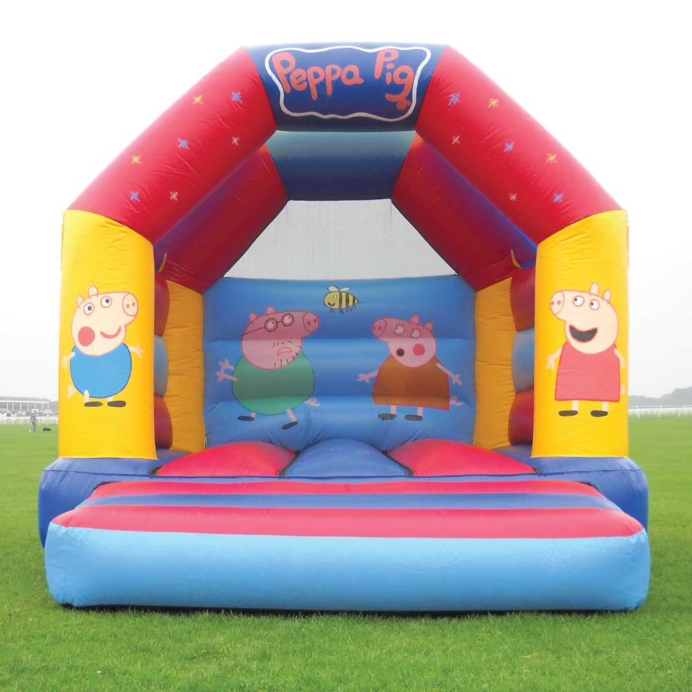 Peppa Pig Bouncy Castle Hire York